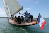 38 Pen Duick à Eric Tabarly pendant la ''Semaine du Golfe 2007'' – Journée du jeudi 17 mai