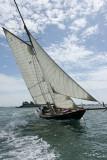 25 Pen Duick à Eric Tabarly pendant la ''Semaine du Golfe 2007'' – Journée du jeudi 17 mai
