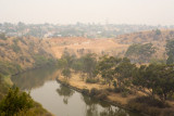 Maribyrnong Valley Smoke Haze
