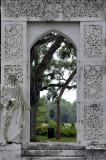 Bonaventure statuary