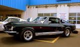 1968 Ford Mustang GT500KR Carroll Shelby CobraOnly 933 GT500KR Fastbacks were produced in 1968.