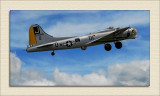 B-17 Bomber  Flying Fortress Liberty Belle
