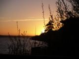 Sunset in Jener, Sonoma Coast, California