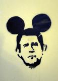 Bush Mickey mouse