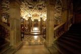 Below the Duomo