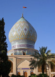 Elegant mosque dome