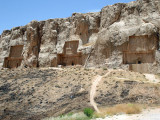 Tombs of Xerxes, Artaxerxes I and Darius II