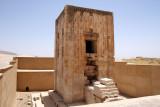 Kaba Zartosht tomb or fire temple