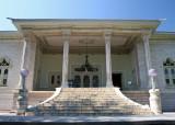 Pink Palace, Pahlavi pavilion in Ramsar