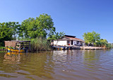 Bandar-e Anzali's fresh-water lagoon