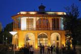 Chehel Sotun Palace, Qazvin