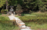Lotus pond shrine