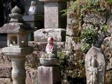 Jizo, gods for departed children