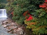 Weir, Kiso River gorge