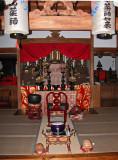 Foot temple near Ochiai
