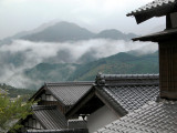 Roof-tops of Magome