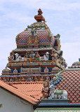 Hindu temple near Chilaw