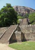 Staircase at Yapahuwa