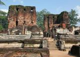 Parakramabahu's Royal Palace