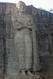 Gul Vihara standing Buddha