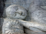 Gul Vihara reclining Buddha