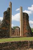 Monastery ruins near Jetavanarama