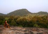 Sundown at Habarana Eco
