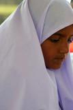 Galle schoolgirl