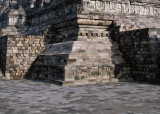 Borobudur: the hidden foot