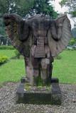 Sculpture, Candi Sukuh