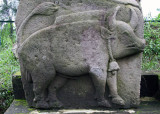 Bas relief, Candi Sukuh