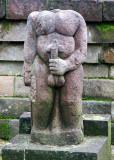 Erotic sculpture, Candi Sukuh