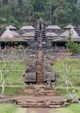 Upper terraces