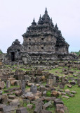 Candi at Plaosan Lor