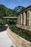 Amanjiwo water lily pond