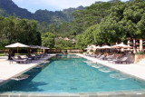 Amanjiwo pool area