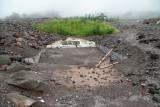 Merapi refuge destroyed in 2006
