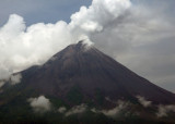 Gunung Merapi from the north