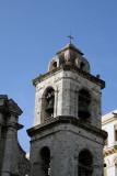 Bell tower, Catedral de San Cristobal de Havana