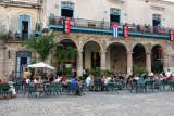 Restaurante El Patio, Plaza de la Catedral
