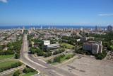 View over Havana Centro from Memorial Jose Marti
