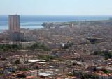 Havana Vieja from Memorial Jose Marti