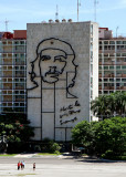 Che Guevara  mural, Ministry of the Interior