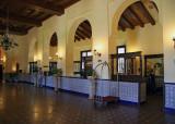 Hotel Nacional reception