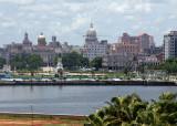 Havana Vieja and Centro from La Cabana