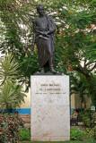 Simon Bolivar statue, Mercaderes and Obrapia