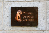 Colonial Art Museum, Plaza de la Catedral