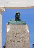 Hemingway bust, Cojimar