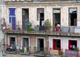 Typical Havana tenement