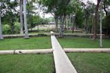 Hacinda Union, coffee drying terraces
